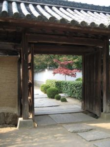 Sogenji Doorway